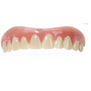 インスタントスマイル上パーツ 付け歯/歯並び/歯の悩み/義歯/欠け歯/歯 着色 : 熟年時代|k-1ba