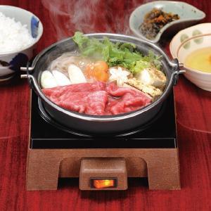 すきやきご膳 一人鍋 すき焼き 湯豆腐 - 熟年時代社 ペガサス ショップ|k-1ba