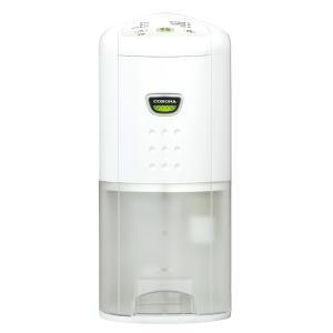 なんと1日ペットボトル約6本分の除湿能力!除湿した乾いた風を部屋干しの洗濯物にあてて衣類乾燥もでき、...