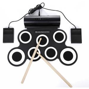 携帯できる電子ドラム - 熟年時代社 ペガサス ショップ|k-1ba