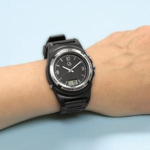 強力振動目覚まし腕時計 - 熟年時代社 ペガサス ショップ k-1ba