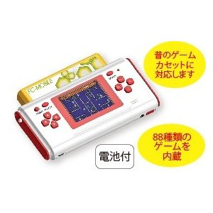 88種類ゲーム内蔵携帯ゲーム - 熟年時代社 ペガサス ショップ|k-1ba