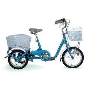 三輪自転車(青色) - 熟年時代社 ペガサス ショップ|k-1ba