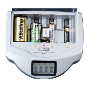 マルチ乾電池充電器 - 熟年時代社 ペガサス ショップ|k-1ba