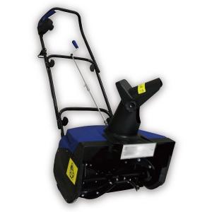 小型 電動除雪機 家庭用 ラクラク電動除雪機 - 熟年時代社|k-1ba