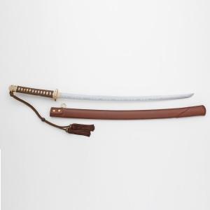 陸軍将校九八式軍刀 野戦拵え 模造刀 日本刀 美術刀 レプリカ 美術品|k-1ba