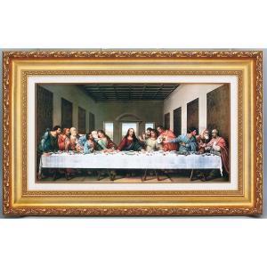 ダ・ヴィンチ ダビンチ 最後の晩餐 立体複製名画 - アートの友社|k-1ba