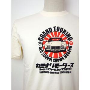 カミナリモータース tシャツ MADE IN JAPAN 2000GT半袖Tシャツ 雷  KMT-191 エフ商会 |k-2climb
