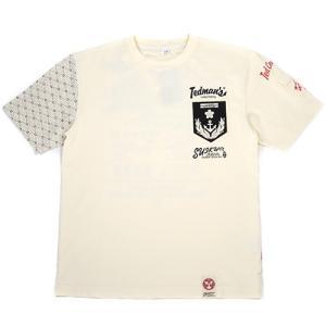 TEDMAN×粋狂 コラボ 【テッドマン×すいきょう】半袖Tシャツ TSYT-001|k-2climb
