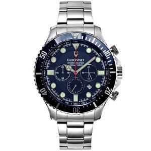 ギオネ 腕時計 ハイドロマスター プロダイバー クロノグラフ HM44SNV