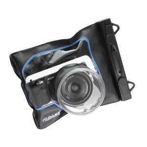 ミラーレス一眼カメラ用 防水ケース オンロード (OS-028) CANON SONY Nikon ...