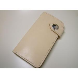 iPhone7Plusサドルレザーケース ip7-1