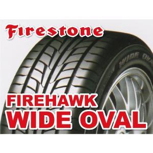 【4本以上ご購入で送料無料】 新品 195/55R15 85V FIREHAWK WIDEOVAL FIRESTONE 15インチ 乗用車 スポーツ性タイヤ|k-atmart
