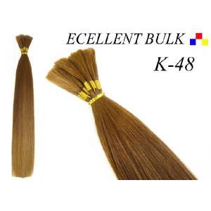 エクステ ストレート EXCELLENT STB 67cm/100g(10g×10束) K-48 エクステ|k-brand