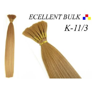 エクステ ストレート EXCELLENT STB 67cm/100g(10g×10束) K-11/3 エクステ|k-brand