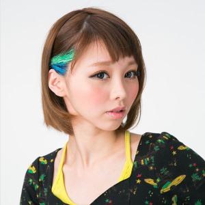 【送料無料】ファンヘアカラーチョーク 髪用ヘアチョーク 12色 ワンデイカラー k-brand 05