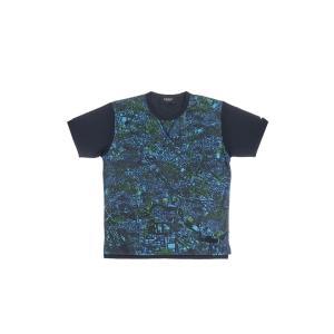 トクサンTV× PRDX PARADOX SPORT-TOKYO CAMO DRY Tシャツ 「ネイビー」|k-conmart