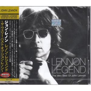 ジョン・レノン「 レノン・レジェンド」 輸入盤  CD|k-daihan