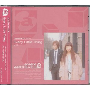 Every Little Thing   Complete Best Vol,1   CD|k-daihan