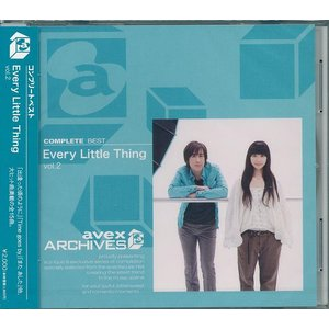 Every Little Thing Complete Best Vol,2   CD|k-daihan