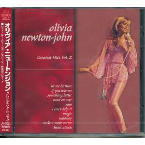オリヴィア・ニュートンジョン グレイテスト・ヒッツ2  CD|k-daihan
