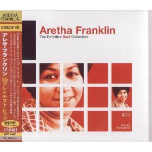 アレサ・フランクリン CD2枚組輸入盤 30曲収録 k-daihan