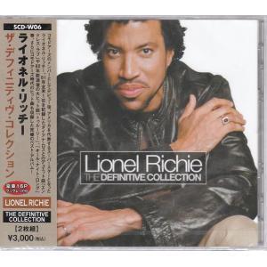 ライオネル・リッチー 輸入盤 CD2枚組 「ザ・デフィニティヴ」|k-daihan