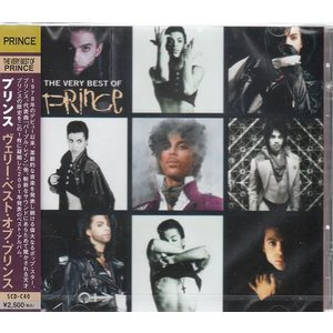 プリンス THE VERY BEST OF PRINCE   CD|k-daihan