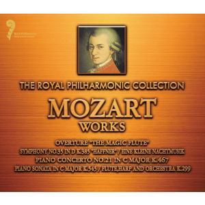 癒しの モーツァルト CD6枚組の商品画像