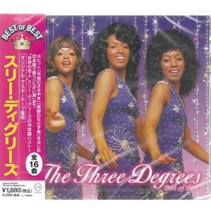 スリー・ディグリーズ ベスト 天使のささやき、荒野のならず者等   CD|k-daihan