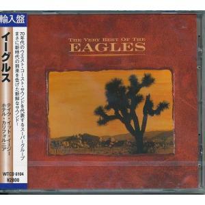 イーグルス ベスト盤 ホテル・カリフォルニア 等17曲収録   CD|k-daihan