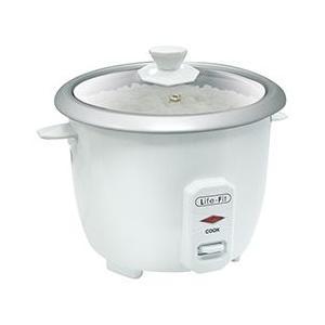 ライフフィット 炊飯器 2合炊き LF-001 【50off】|k-direct2