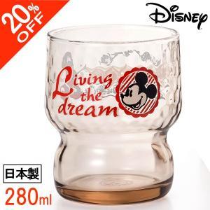 20%OFF★ アデリア 日本製 Vintage Diner ディズニー 280ml ミッキー |k-direct2
