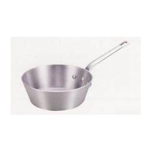 アカオアルミ DONテーパー鍋24cm|k-direct2