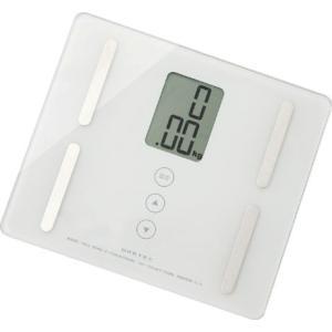 ドリテック プティプラス 体脂肪計 BS-221 ホワイト|k-direct2