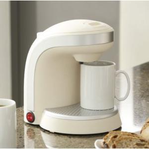レコルト 2カップコーヒーメーカー カフェデュオ ホワイト KD-1 k-direct2
