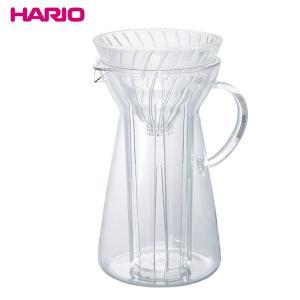 <title>新作からSALEアイテム等お得な商品 満載 ハリオ VIG-02TV60 グラスアイスコーヒーメーカー</title>
