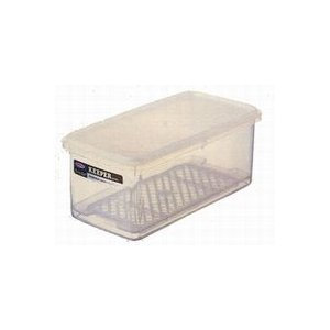シール容器の定番「ラストロ」 フレッシュキーパー L B-322 160×307×120mm|k-direct2