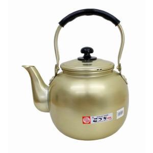 前川金属 蓚酸湯沸し 福徳瓶 6L|k-direct2
