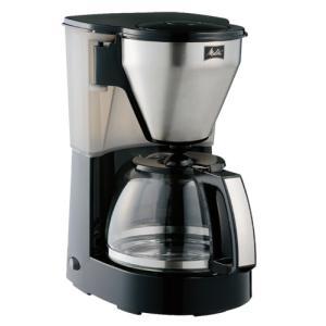 メリタ ミアス コーヒーメーカー ブラック MKM-4101B k-direct2