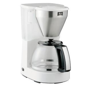 メリタ ミアス コーヒーメーカー ホワイト MKM-4101W k-direct2