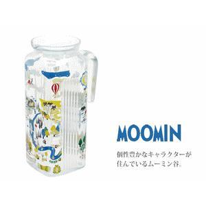 ムーミン ガラスピッチャー1L ムーミン谷|k-direct2