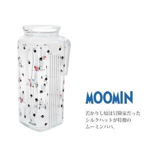 ムーミン ガラスピッチャー1L ムーミンパパ・ママ k-direct2