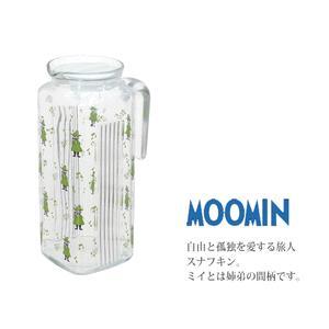 ムーミン ガラスピッチャー1L スナフキン k-direct2