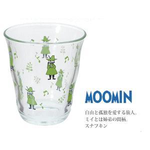 ボルミオリロコ ムーミン ガラスタンブラー250ml スナフキン|k-direct2