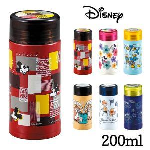 パール金属 MA-2282 ディズニー 軽量スリムパーソナルボトル 200  (ミッキーマウス/テキスタイル)|k-direct2