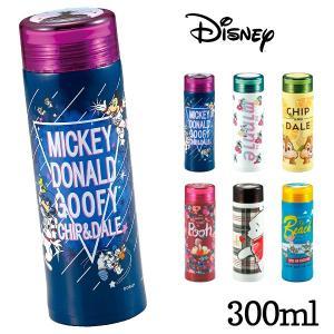 パール金属 MA-2288 ディズニー 軽量スリムパーソナルボトル 300  (ミッキー&フレンズ/ギャラクシー)|k-direct2