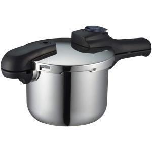 送料無料 IH対応クイックエコ ステンレス圧力鍋3.5L  H-5040 k-direct2