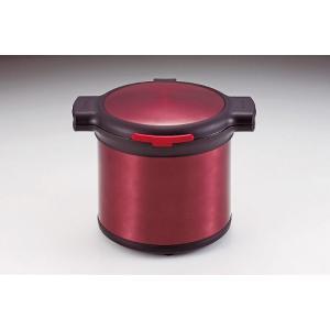 エコック 真空保温調理鍋4.5L レッド H-8093|k-direct2