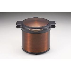 エコック 真空保温調理鍋4.5L ブラウン H-8094|k-direct2